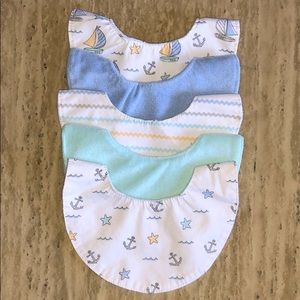 Newborn Bib Set